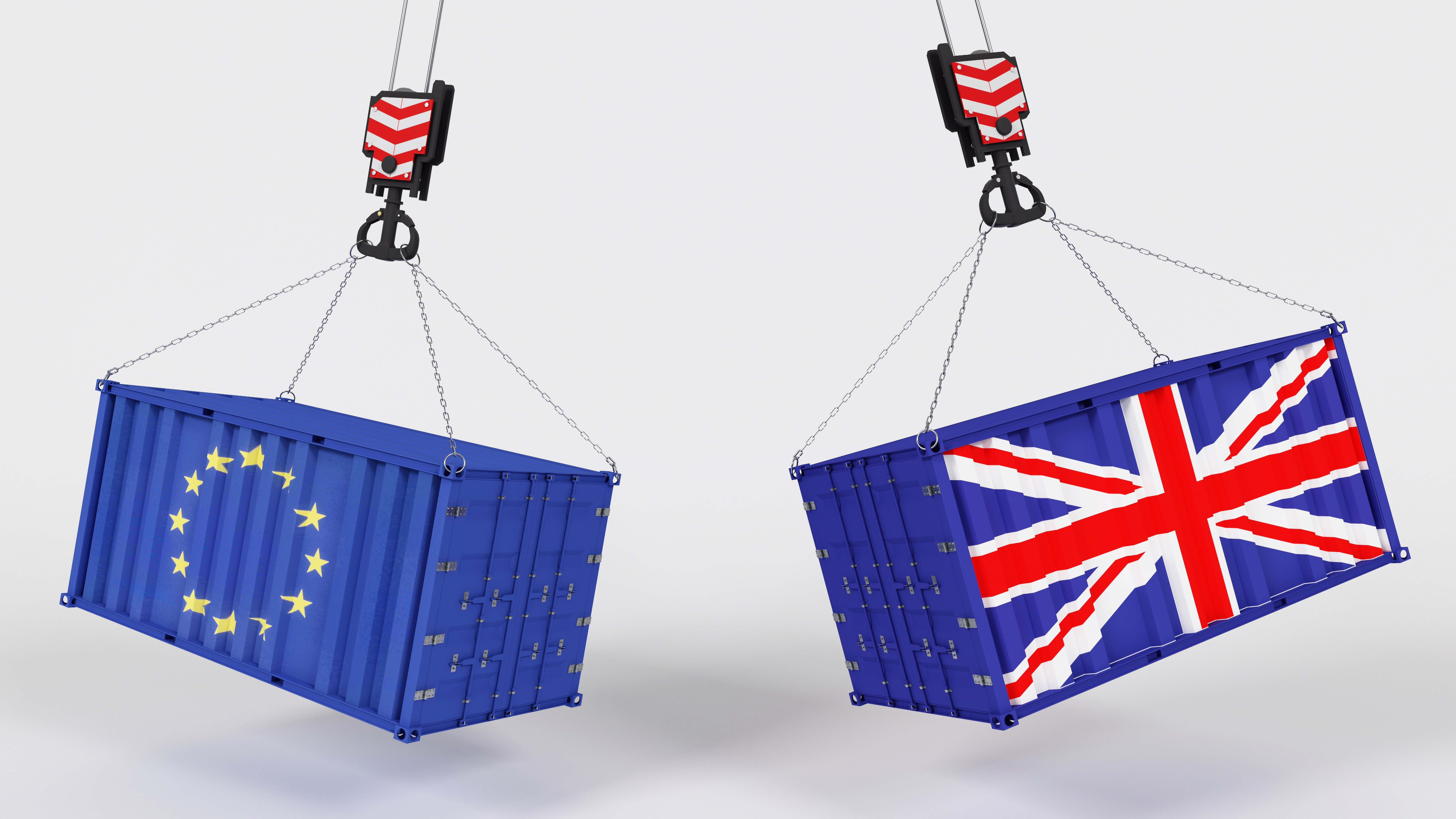 EU UK containers