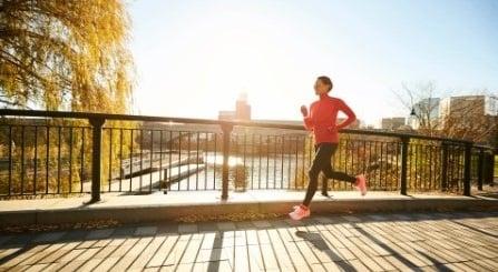 Running girl-2