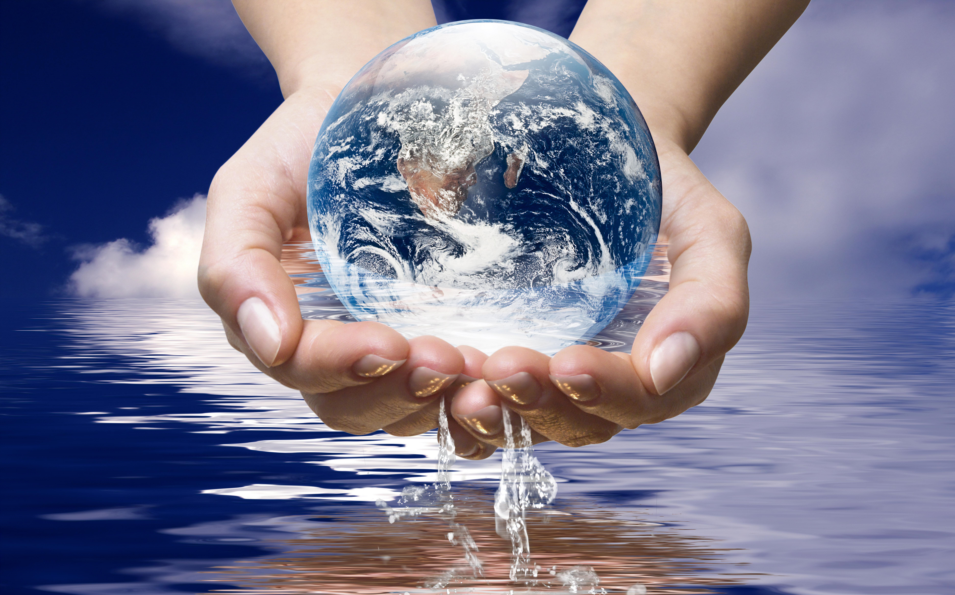 World ocean water-2